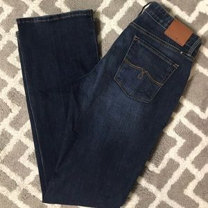 LUCKY BRAND Lolita Boot Denim Jeans Size 6